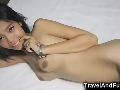 Cute Filipina Teen Pounded by a Tourist!