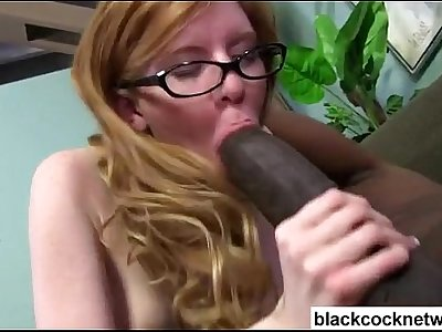 Interracial sex with Mandingos giant cock