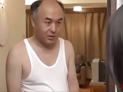 Old Man Fucks Hot Young Girl Next Door Neighbor-Japan Asian-Part1 - Go to Patreon/Veeter
